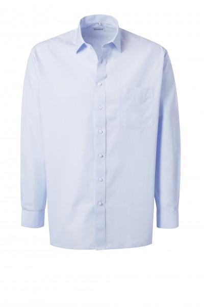 Pionier Business Premium Herren Hemd 1/1 Arm hellblau 6165