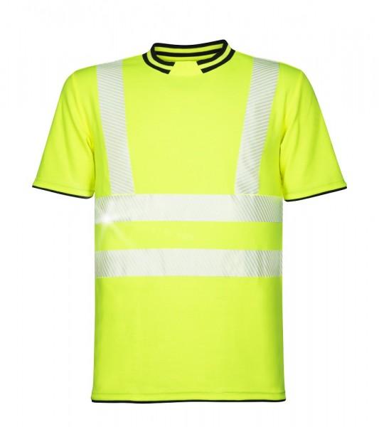 Ardon Signal Warn - T - Shirt kurzärmeliges Gelb H5906