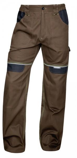 Ardon Cool Trend Arbeitshose - Bundhose in sportlichem Schnitt Braun H8958