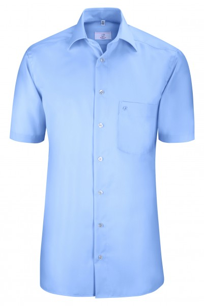 Greiff CW Premium Herren Regular Fit Hemd 1/2 Arm 6611
