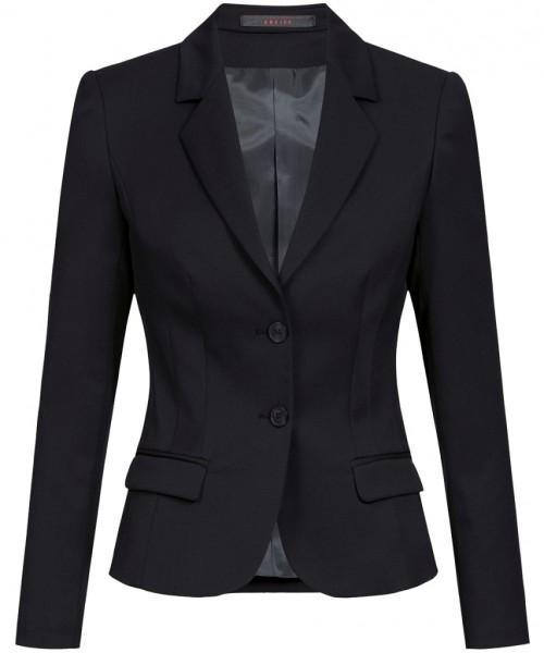 Greiff Basic Damen-Blazer Slim Fit Service G1434