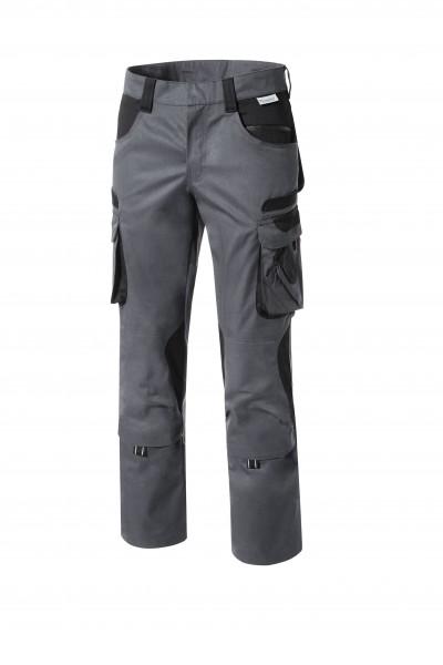 Pionier Tools Bundhose grau/schwarz 5341