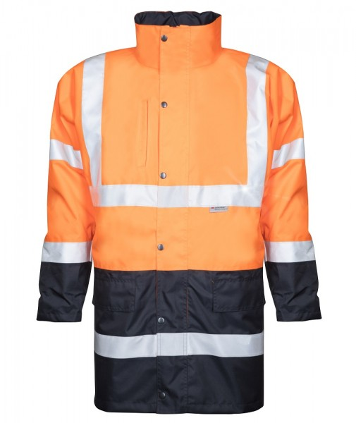 Ardon Winter-Warnschutzjacke 4 in1 orange H8912