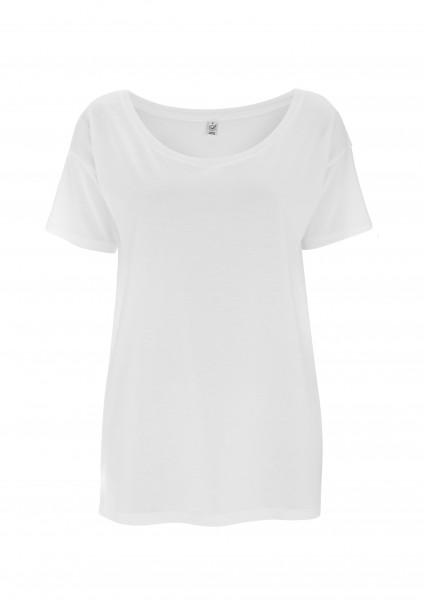 Continental® Earthpositiv™ Damen Organic Blend Oversize T-Shirt EP46