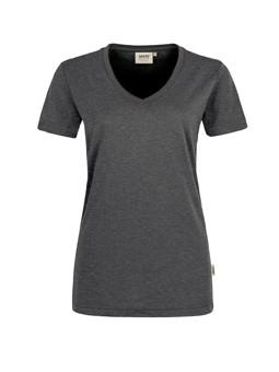 Hakro Damen-V-Shirt Performance 181