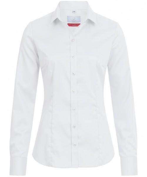 Greiff PREMIUM Damen-Bluse 1/1 Arm Slim Fit G6560