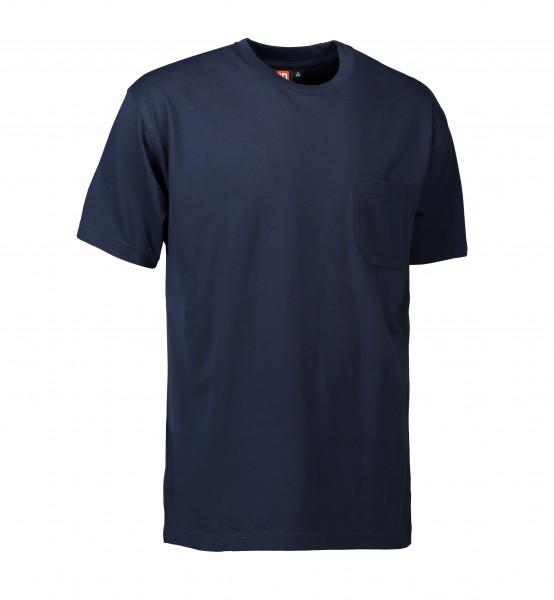 ID Identity T-TIME® Herren T-Shirt | Brusttasche 0550