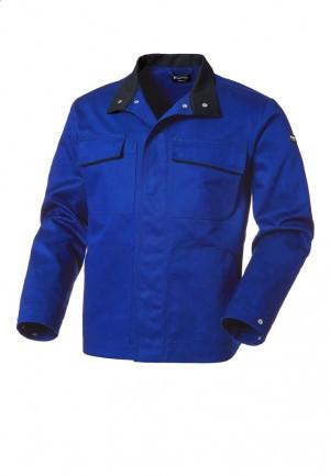 Pionier New Cotton Pure Bundjacke kornblau/schwarz