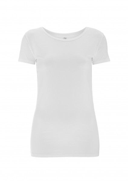 Continental® Earthpositiv™ Damen Organic Classic Stretch T-Shirt EP06