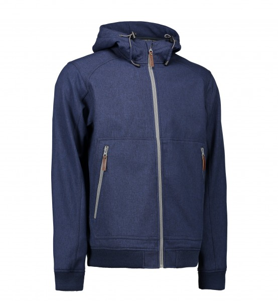 ID® Identity Soft-Shell Jacke mit Kapuze 0878