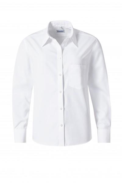 Pionier Business Premium Damen Bluse 1/1 Arm weiß 6776