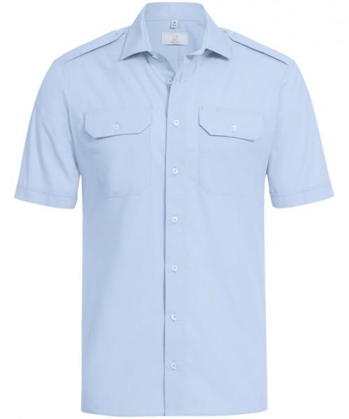 Greiff Basic Herren-Pilothemd 1/2 Arm Regular Fit G6731