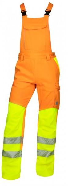 Ardon Signal Arbeitslatzhose Orange-Gelb, Gelb-Orange H5918