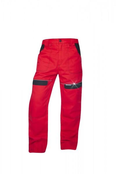 Ardon Cool Trend Arbeitshose - Bundhose in sportlichem Schnitt Rot H8107