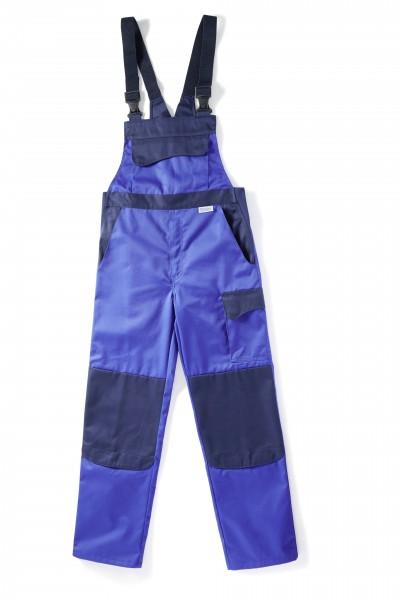Pionier Color Wave Latzhose kornblau/marine 3040