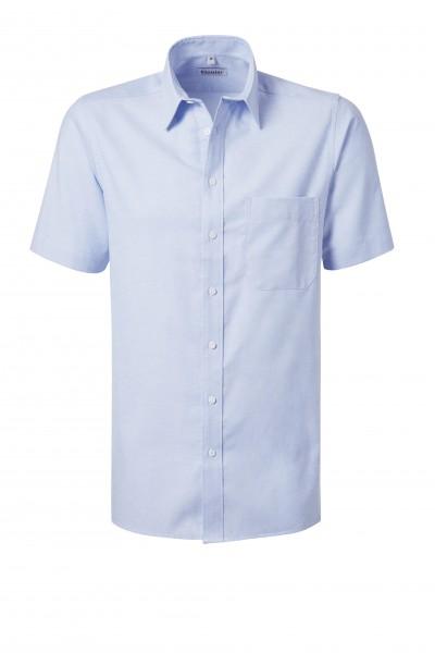 Pionier Business Herren Oxford Hemd 1/2 Arm hellblau 8178