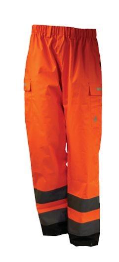 Lyngsøe Hi-Vis Atmungsaktive Bundhose FOX6052