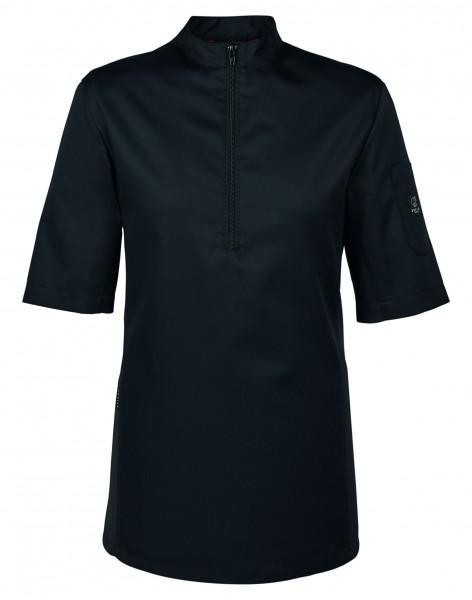 Greiff GM Cuisine Premium Kochshirt mit Jersey-Einsatz 5574