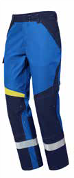 Pionier Performer light Bundhose marine/kornblau 13060