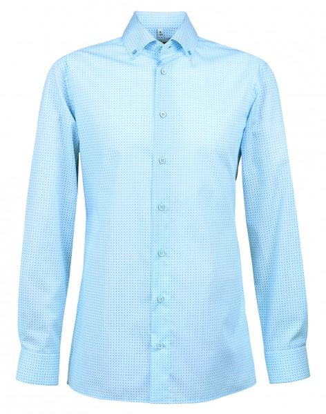 Greiff CW Premium Herren Regular Fit Hemd 1/1 Arm 6712