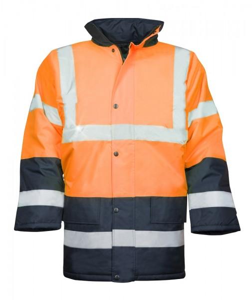 Ardon REF 601, REF 602 Wasserdichte Winterjacke mit abnehmbarer Kapuze Orange H8922