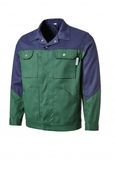 Pionier Top Comfort Stretch Bundjacke grün/marine 2414