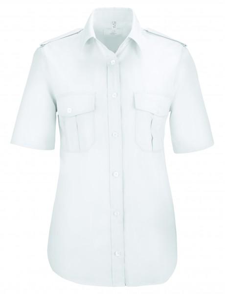 Greiff CW Basic Damen Comfort Fit Pilot-Bluse 1/2 Arm 6658