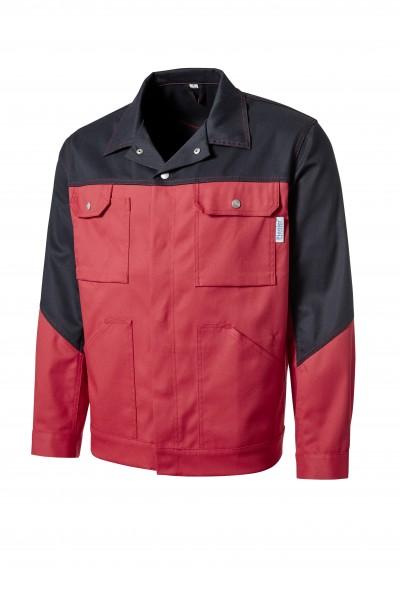 Pionier Top Comfort Stretch Bundjacke rot/schwarz 2467