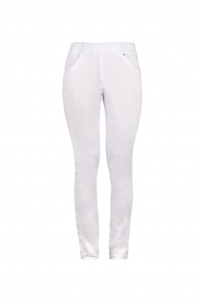 Hiza Jeggings weiss 151620