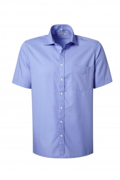Pionier Business Herren Hemd 1/2 Arm königsblau 8188