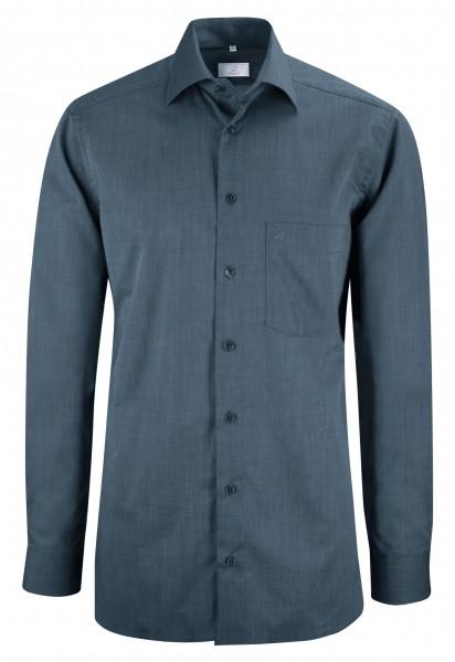 Greiff CW Premium Herren Regular Fit Hemd Fil á Fil 1/1 Arm 6610