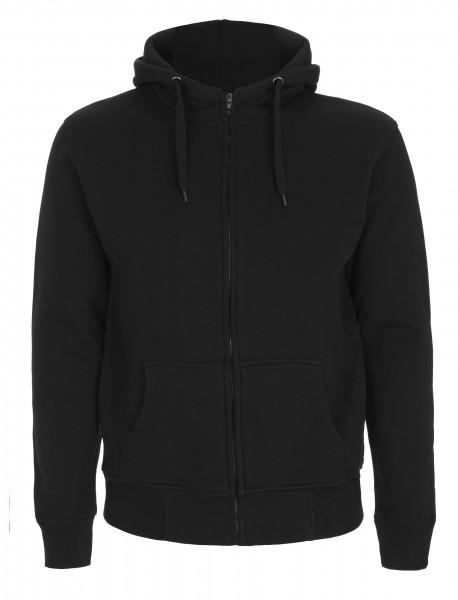 Continental® Herren High-Neck Zip-through Hooded Sweatshirt N52Z