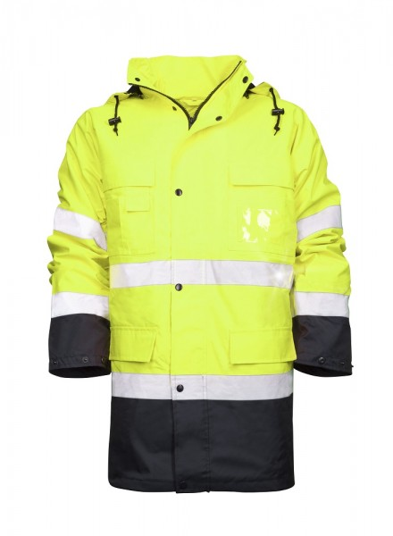 Ardon Maxwell Warnschutzparker gelb H1020