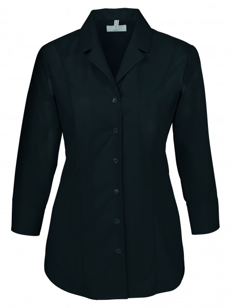Greiff CW Basic Damen Regular Fit Bluse 3/4 Arm 6506