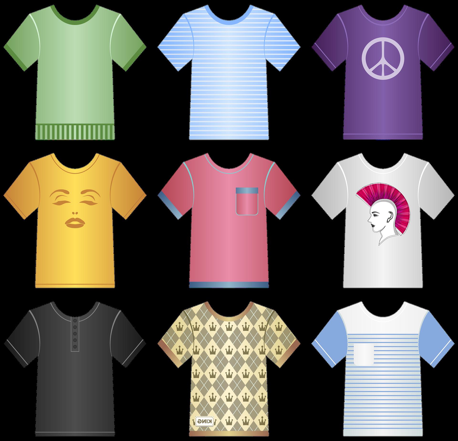 t-shirts-1144189_1920
