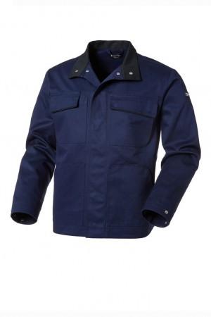 Pionier New Cotton Pure Bundjacke marine/schwarz