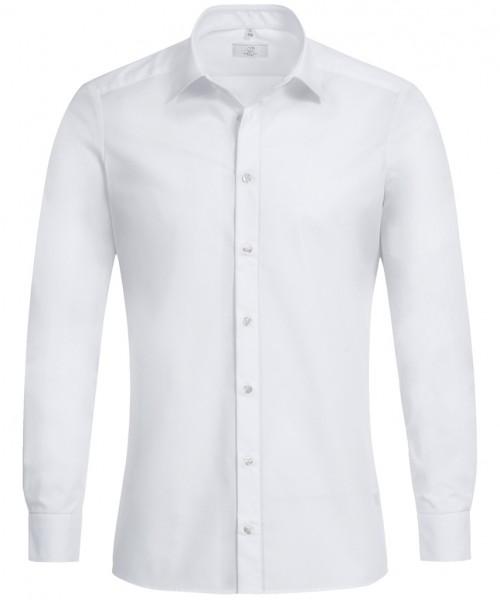 Greiff Basic Herren-Hemd 1/1 Arm Slim Fit G6720