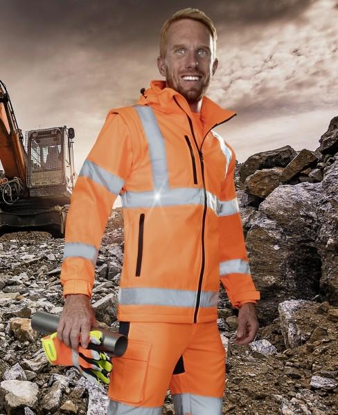 Ardon Softshelljacke mit 3 Taschen REF 501 H8921 Orange