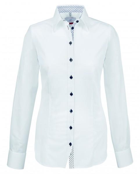 Greiff CW Premium Damen Slim Fit Bluse 1/1 Arm 65121