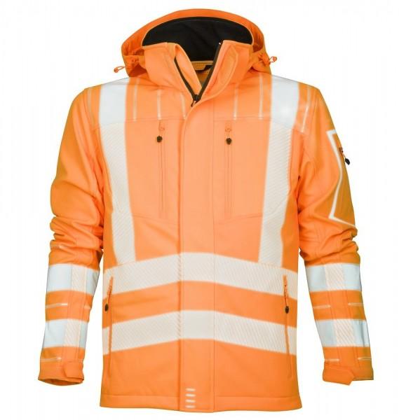 Ardon Signal Softshelljacke orange H5913