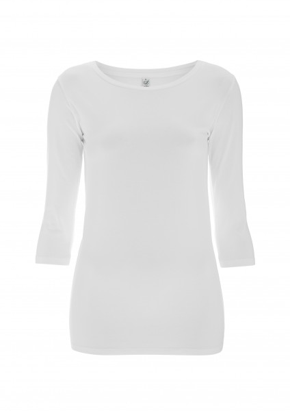 Continental® Earthpositiv™ Damen Organic 3/4 Arm Stretch T-Shirt EP07