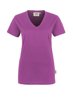 Hakro Damen-V-Shirt Classic 126