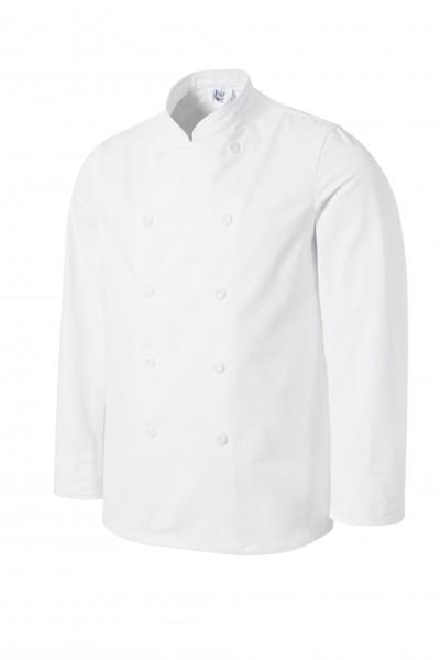 Pionier Gastro Kochjacke weiß 107