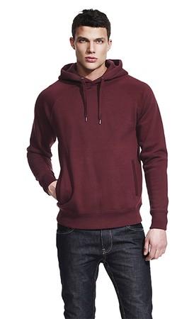 Continental® Herren/Unisex Pullover Hood/Side Pockets N50P