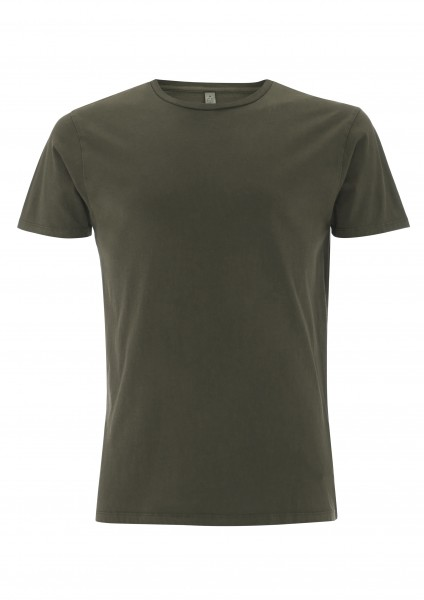 Continental® Earthpositiv™ Herren Organic Garment Dyed T-Shirt EP30