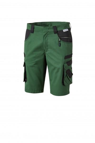 Pionier Tools Plus Bermuda grün/schwarz 5387
