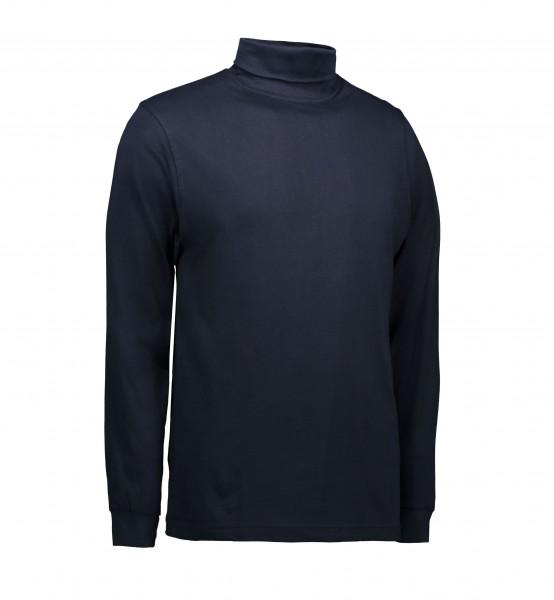 ID Identity T-TIME® Herren T-Shirt | Rollkragen 0546