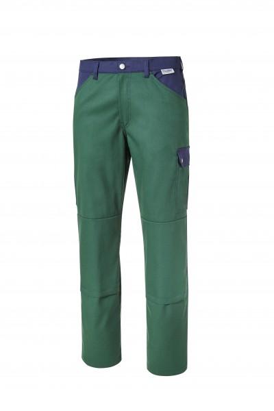 Pionier Top Comfort Stretch Bundhose grün/marine 2425