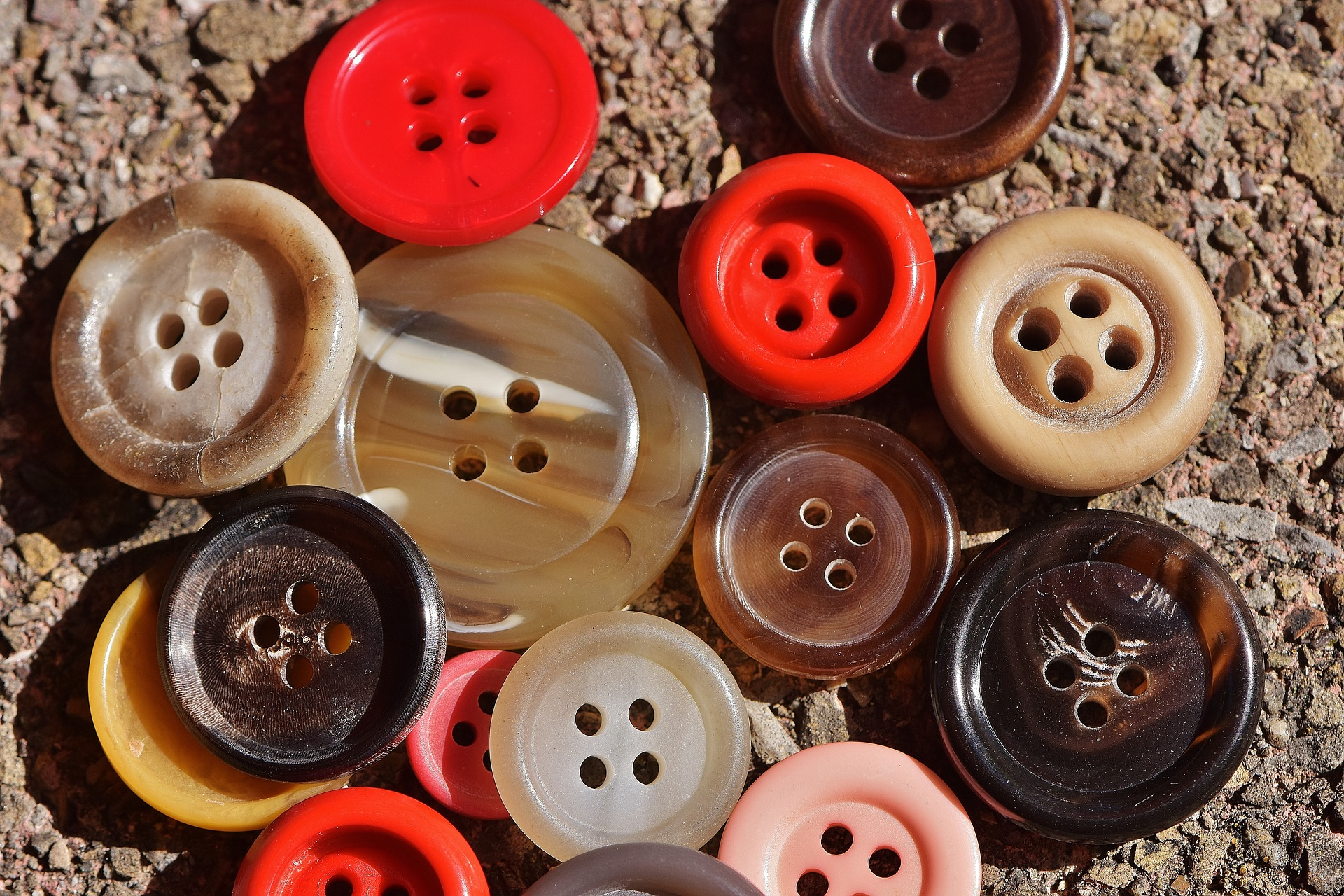 buttons-1591457_1920