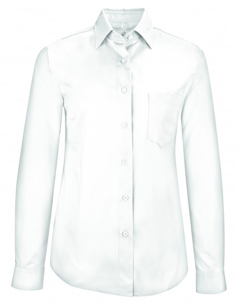 Greiff CW Basic Damen Comfort Fit Bluse 1/1 Arm 6650